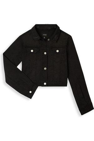 Joes Jeans Girl's Shrunken Denim Jacket