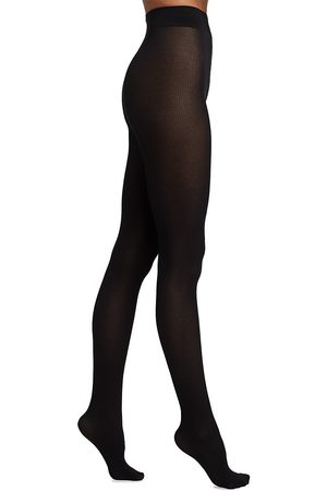 Wolford Women Stockings - Mary Cotton Rib Tights