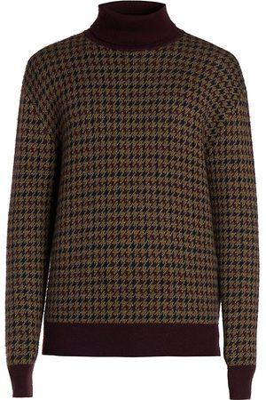 Loro Piana Dolcevita Renton Cashmere-Silk Turtleneck Sweater