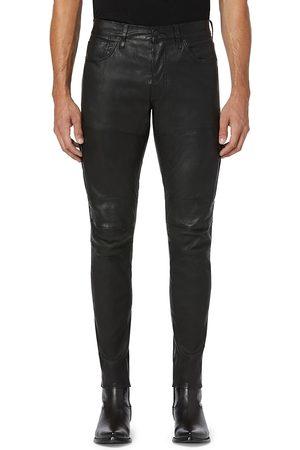 Hudson Zack Skinny Zip Moto Pants