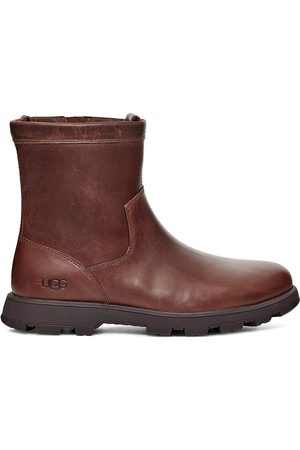 UGG Kennen Leather Sheepskin Lined Boots