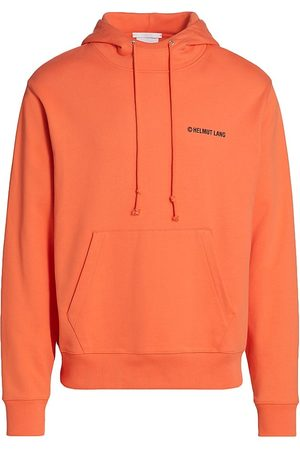 Helmut Lang Logo Hoodie Sweatshirt