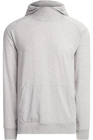 Ralph Lauren Jersey Hooded Long-Sleeve T-Shirt
