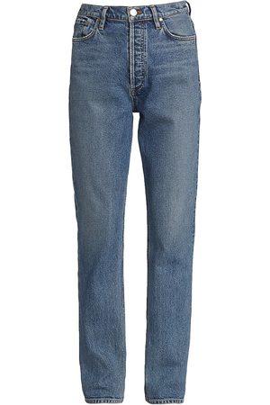 Goldsign Lawler Farrel Straight Leg Jeans