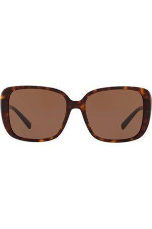 VERSACE Women Square - Tortoiseshell effect square glasses