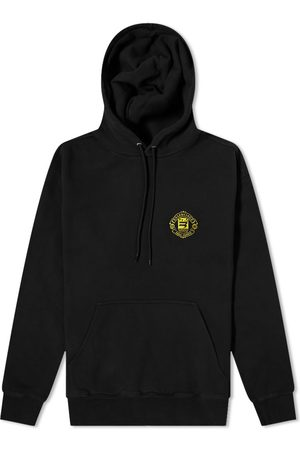 Balenciaga Men Hoodies - Crest Logo Popover Hoody