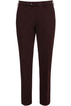 Loro Piana Soft Stretch Cotton Slim Sport Pants