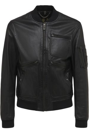 BELSTAFF Men Leather Jackets - Finsbury Leather Jacket