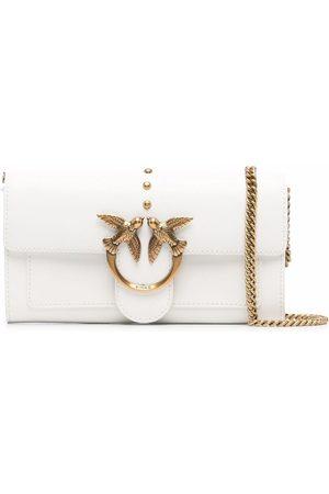 Pinko Women Clutches - Love chain wallet