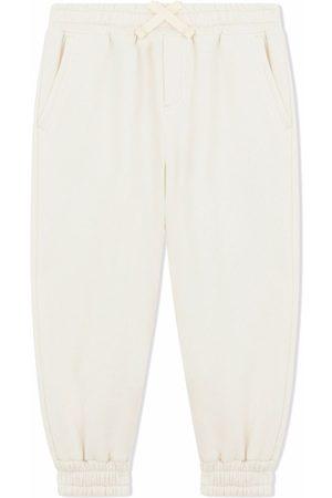 Dolce & Gabbana Logo-plaque track pants