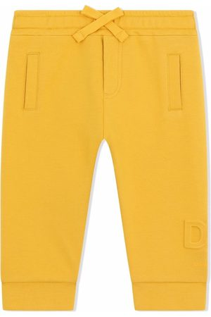 Dolce & Gabbana Logo-embossed track pants