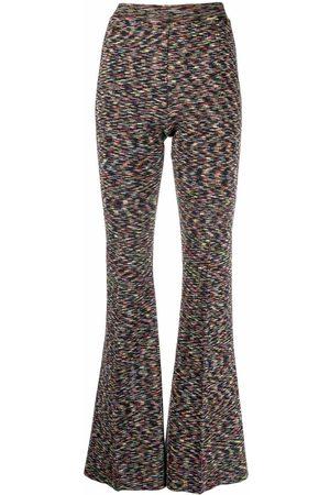 M Missoni Fine-knit trousers