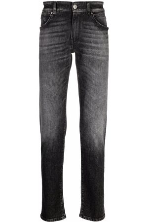 PT01 Light-wash fitted jeans