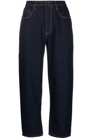 McQ Mid-rise straight-leg trousers