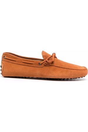 Tod's Men Loafers - Gommino suede loafers