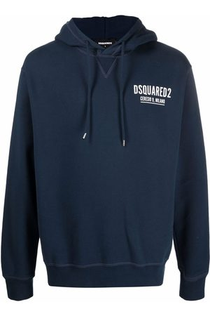 Dsquared2 Chest logo-print hoodie