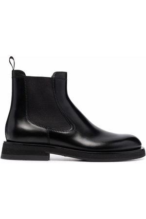 santoni Men Chelsea Boots - Leather Chelsea boots