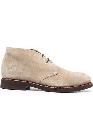 Doucal's Ankle chukka boots - Neutrals