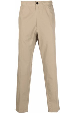 THEORY Men Skinny Pants - Mid-rise slim-fit trousers - Neutrals