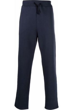 1017 ALYX 9SM Men Sweatpants - Drawstring-waist cotton-blend track trousers