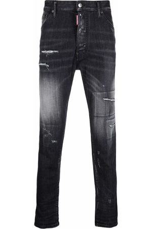 Dsquared2 Men Skinny - Cool Guy distressed jeans