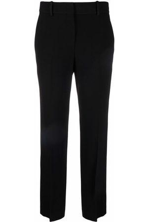 ERMANNO SCERVINO Straight-leg tailored trousers