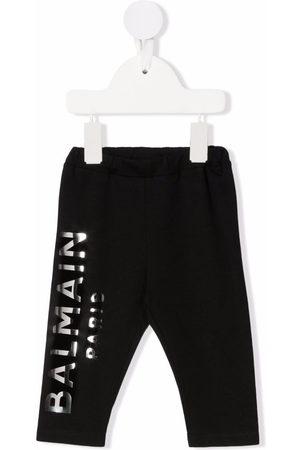 Balmain Logo-print track pants