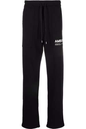 AMBUSH Men Sweatpants - Logo-print track pants