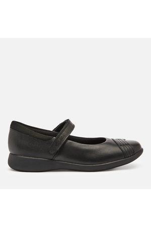 Clarks Etch Beam Kids' School Shoes