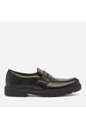 Clarks Loxham Craft Youth School Shoes
