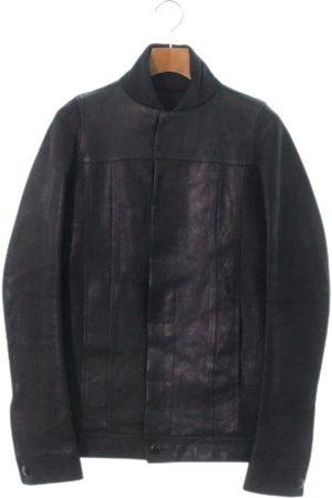 Rick Owens Men Gilets - Leather vest
