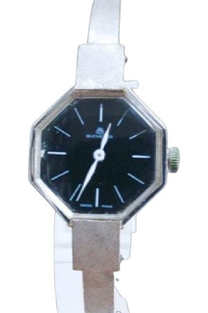 CARL F. BUCHERER White gold watch