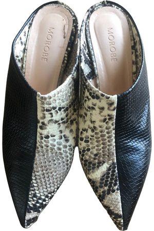 Morobé Women Sandals - Leather sandals