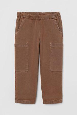 H&M Kids Cargo Pants - Lyocell-blend Cargo Pants
