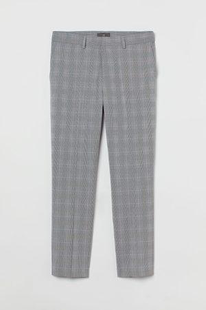 H&M Men Slim - Slim Fit Suit Pants