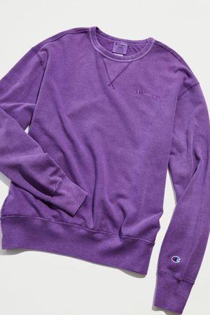 Champion Men Sweatshirts - Tonal Left Chest Logo Crew Neck Sweatshirt