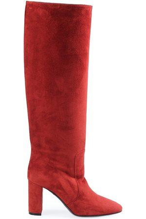 Via Roma Women Boots - Boots Women Camoscio