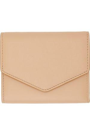 Maison Margiela Tan Envelope Wallet