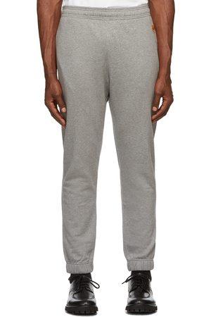 Kenzo Men Sweats - Grey Tiger Crest Jogging Lounge Pants