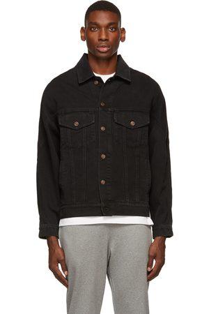 Kenzo Black Denim Standard Jacket