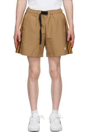 adidas Men Shorts - Brown Wind Shorts