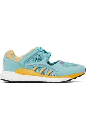 adidas Blue EQT Racing Sneakers