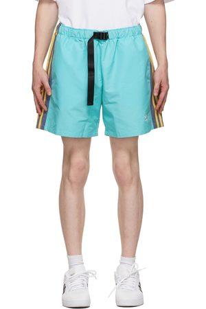 adidas Men Shorts - Blue Wind Shorts