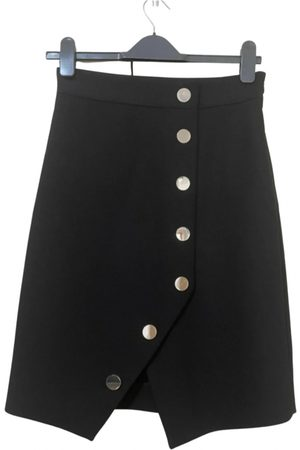 Maje Wool mini skirt