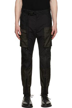 THE VIRIDI-ANNE Men Cargo Pants - Fragment Tactical Cargo Pants