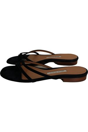 EMME PARSONS Leather sandal