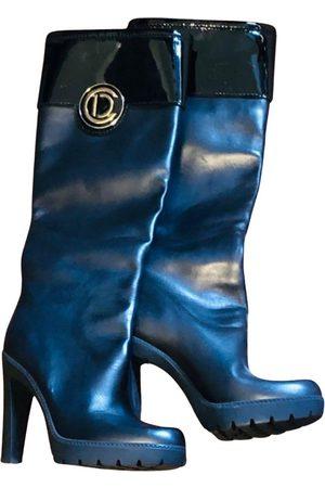 Dior Leather biker boots