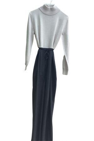SEMICOUTURE Wool jumpsuit