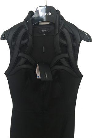 JITROIS Leather mini dress