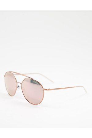 Emporio Armani Double brow sunglasses